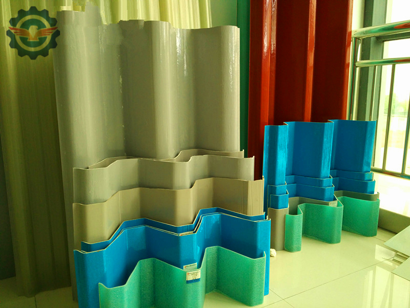 FRP-gel-coat-colored-roofing-sheet
