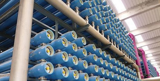 The Largest Us Desalination Plant Uses A Large Number Of