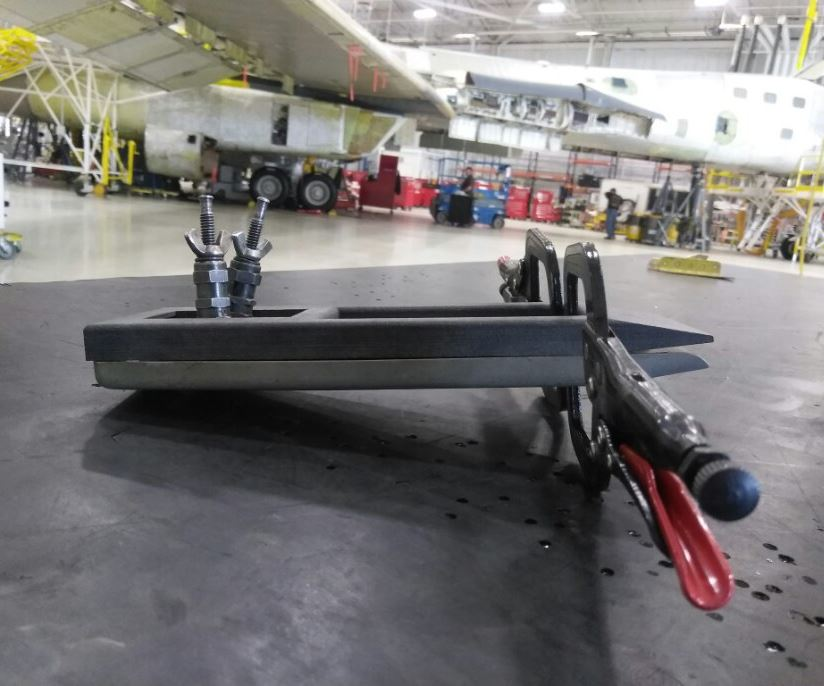 composite parts for the US Air Force