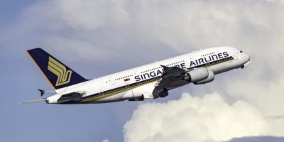 composite materials for the Airbus A380