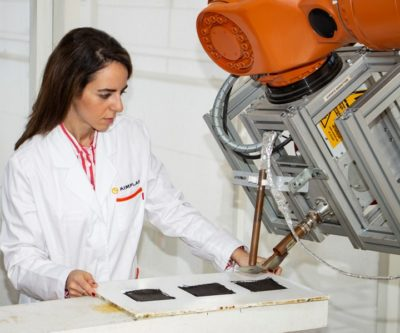 manufacturing processes for aerospace parts